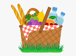 Labor Day Picnic Basket